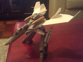 VF-0 Fenix Trainer - A type Conversion Kit in White Processed Versatile Plastic