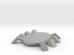 Spidey token in Metallic Plastic