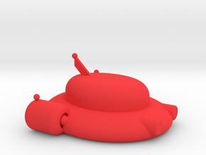 Rocket from Little Einsteins™ in Red Processed Versatile Plastic