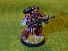 10x - ARK5-L (Bolter) in Smooth Fine Detail Plastic