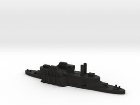1/600 USS Lafayette in Black Natural Versatile Plastic