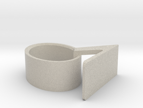 Wrist-watch Stand in Natural Sandstone
