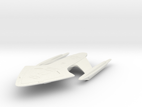 Prometheus  Middle Section in White Natural Versatile Plastic