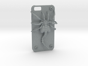 Iphone 6 Casehugger in Polished Metallic Plastic