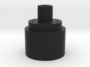 Patriot M4 26mm Barrel Tip in Black Natural Versatile Plastic