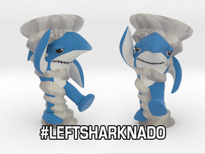 LeftSharknado in Full Color Sandstone