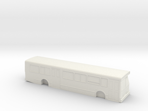 s scale orion v bus in White Strong & Flexible