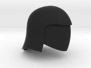 GI JOE Cobra Commander in Black Natural Versatile Plastic