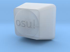 OSU Cherry MX Keycap in Smooth Fine Detail Plastic