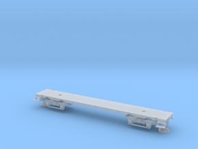 Boden und Drehgestelle YSC B 31-32 (Nm, 1:160) in Smooth Fine Detail Plastic