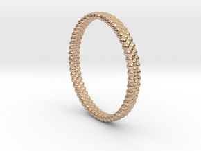 SARAH BRACELET in 14k Rose Gold Plated
