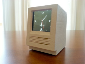 Macintosh SE iPod Nano Dock in White Strong & Flexible Polished