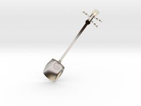 Tsugaru Shami-spoon in Platinum