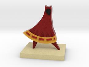 Journey Companion Trophy in Full Color Sandstone: Medium