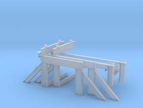 Pulley Load Crib Kit in Frosted Ultra Detail