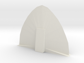 Energy Barricade 06mm Single in White Strong & Flexible