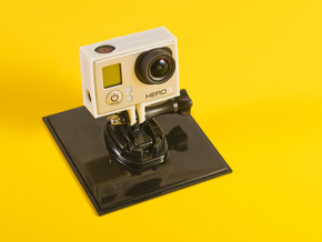 GoPro Hero3 Frame in White Strong & Flexible