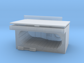 Bunk And End Panel in Smooth Fine Detail Plastic