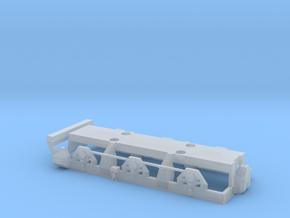 IORE Fahrwerksrahmen_v2 TT 1:120 in Smooth Fine Detail Plastic
