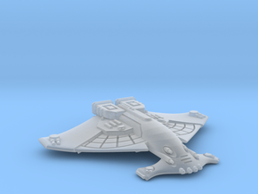 Harbinger class cruiser in Smooth Fine Detail Plastic: Small