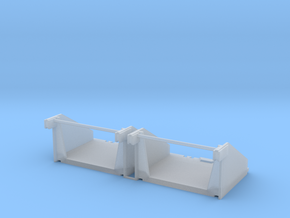 LR 1750 Ballasttray in Smooth Fine Detail Plastic
