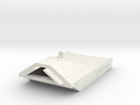 LoGH Alliance Carrier 1:3000 (Part 3/3) in White Natural Versatile Plastic