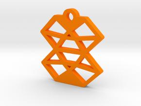 M199 in Orange Processed Versatile Plastic
