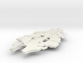 Nyx in White Natural Versatile Plastic