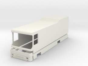 Clou Liner I L900 Modell 1:87 Grundrissversion A B in White Natural Versatile Plastic