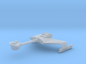 Enemy Battle Cruiser 006 in Smooth Fine Detail Plastic