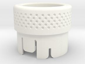 BRZ 72324CA000-001 in White Processed Versatile Plastic