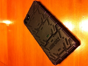 ip5 2p in Black Natural Versatile Plastic