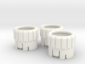 BRZ 72324CA000-004 Set in White Processed Versatile Plastic