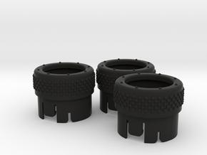 BRZ 72324CA000-002 Set in Black Natural Versatile Plastic