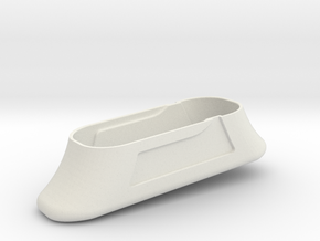 SK-11 Foot  in White Natural Versatile Plastic