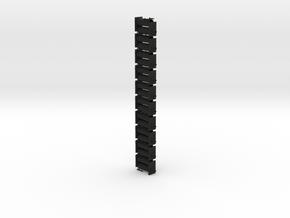 Signal Base  in Black Natural Versatile Plastic