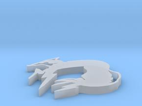 Foxhound in Smooth Fine Detail Plastic