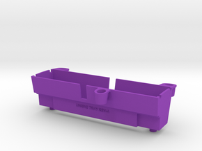 UniSN2 Tray For SNES 2 in Purple Processed Versatile Plastic