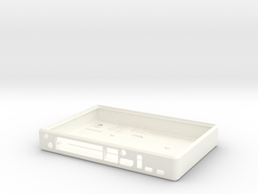 BPI R1 Banana Pi Router Case Base in White Strong & Flexible Polished