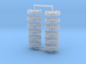 SolidSpoke Road Wheel Filler AFVClub 1:35 in Smooth Fine Detail Plastic