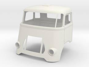 DAF2-JZ-1to24 in White Natural Versatile Plastic