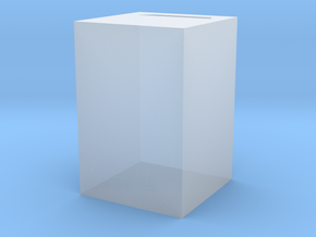 Plinth 2 in Smooth Fine Detail Plastic