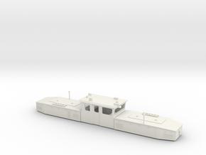 UBL1 Wiener Linien Gehäuse in White Natural Versatile Plastic