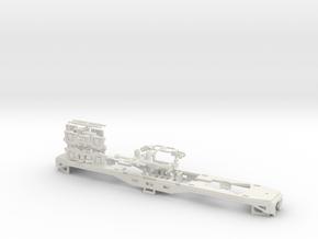 UBL1 Wiener Linien Fahrwerk komplett in White Natural Versatile Plastic