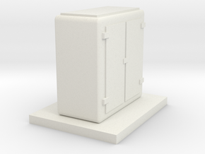 Signal Relay[OO/HO scale] in White Strong & Flexible