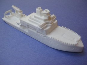 RRS Sir David Attenborough (1:1200) in White Natural Versatile Plastic
