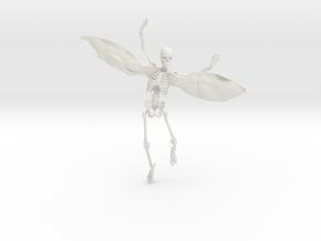 Fairy Skeleton 193mm in White Natural Versatile Plastic