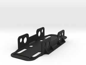 UNDERSLUNG BATTERY TRAY (1 inch Velcro Strap Versi in Black Strong & Flexible
