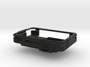 No. 20 - ToughPad + iKey Case for Panasonic FZ-M1 in Black Natural Versatile Plastic