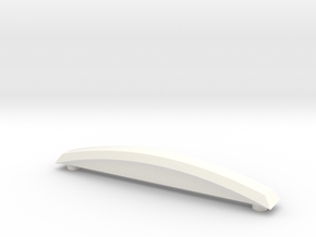 A90 Atlantic glove box strip in White Processed Versatile Plastic
